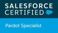 pardot certified specialist
